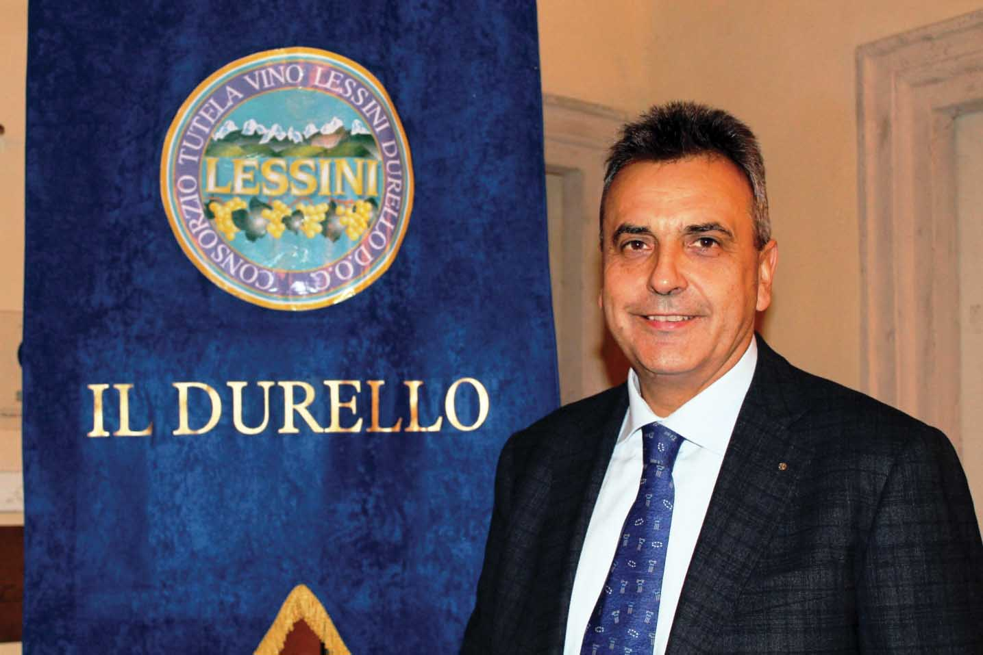 Durello soave presidente Bruno Trentini 1