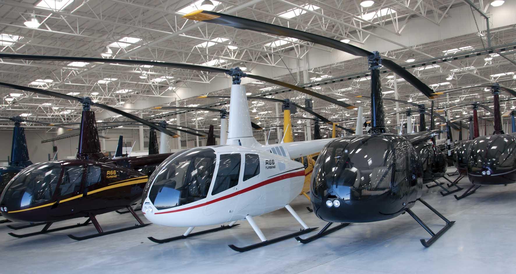 Elicottero R66 : Certificazione europea easa per l elicottero americano robinson