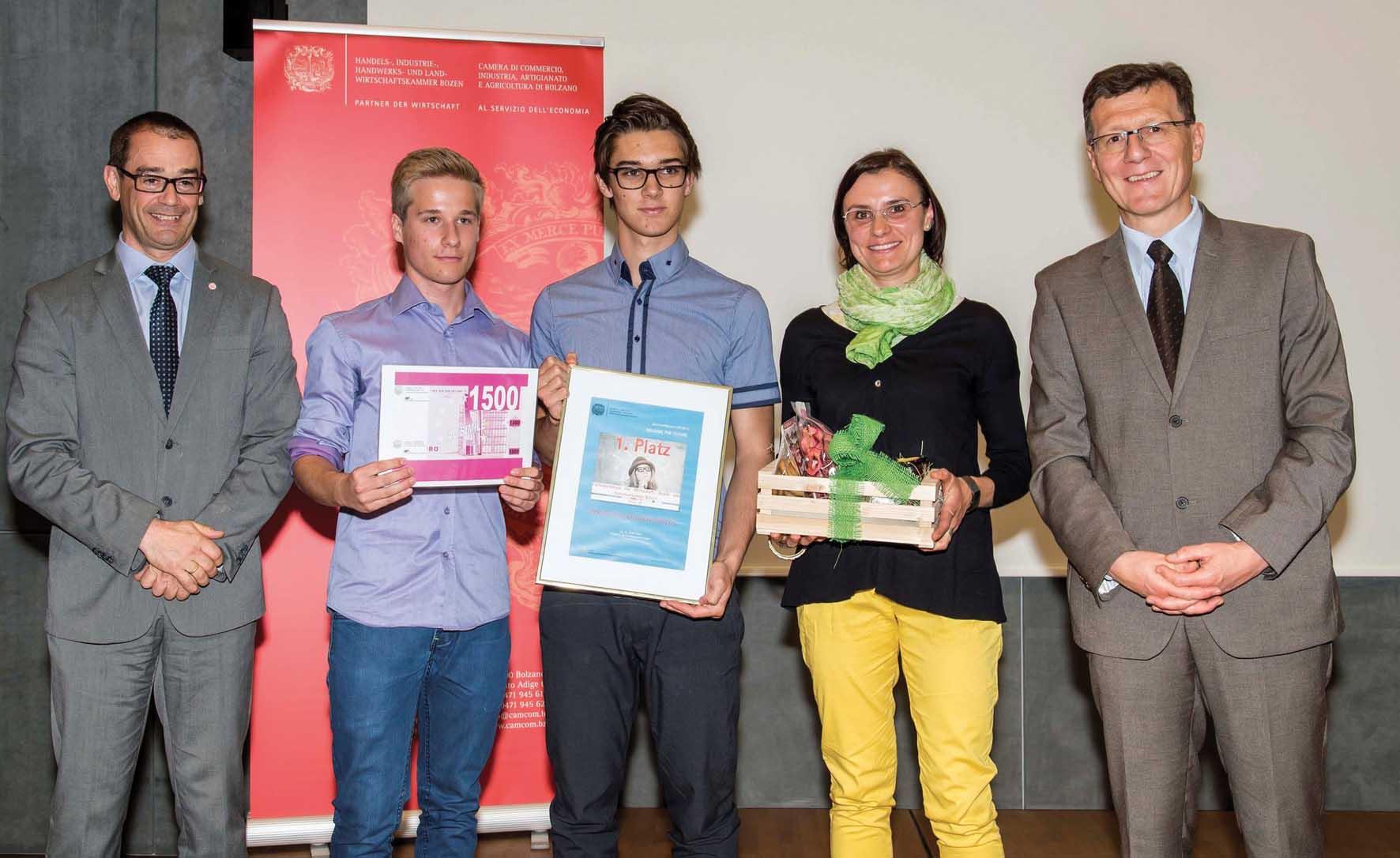 PAB Premio IRE 2014 immagina il futuro 1 Premio 1