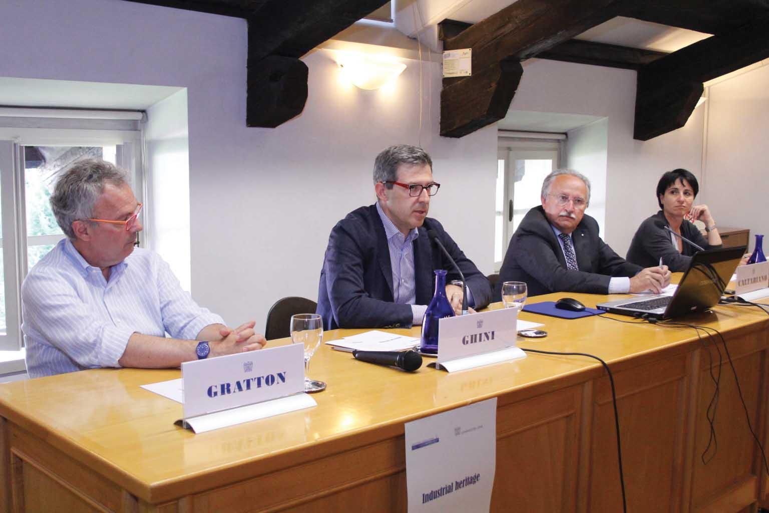 Amideria chiozza associazione da sx Pierpaolo Gratton Damiano Ghini Raffaele Caltabiano e Palmina Mian foto Gasperi 1