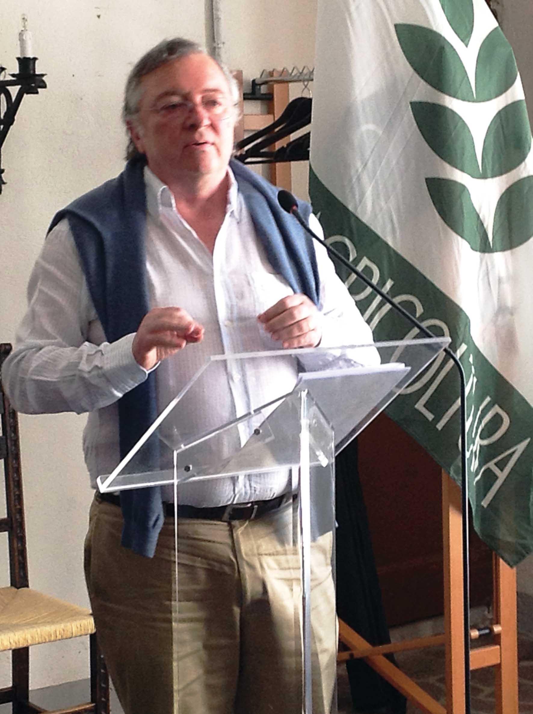 Giovanni Foffani pres confagricoltura UD 1