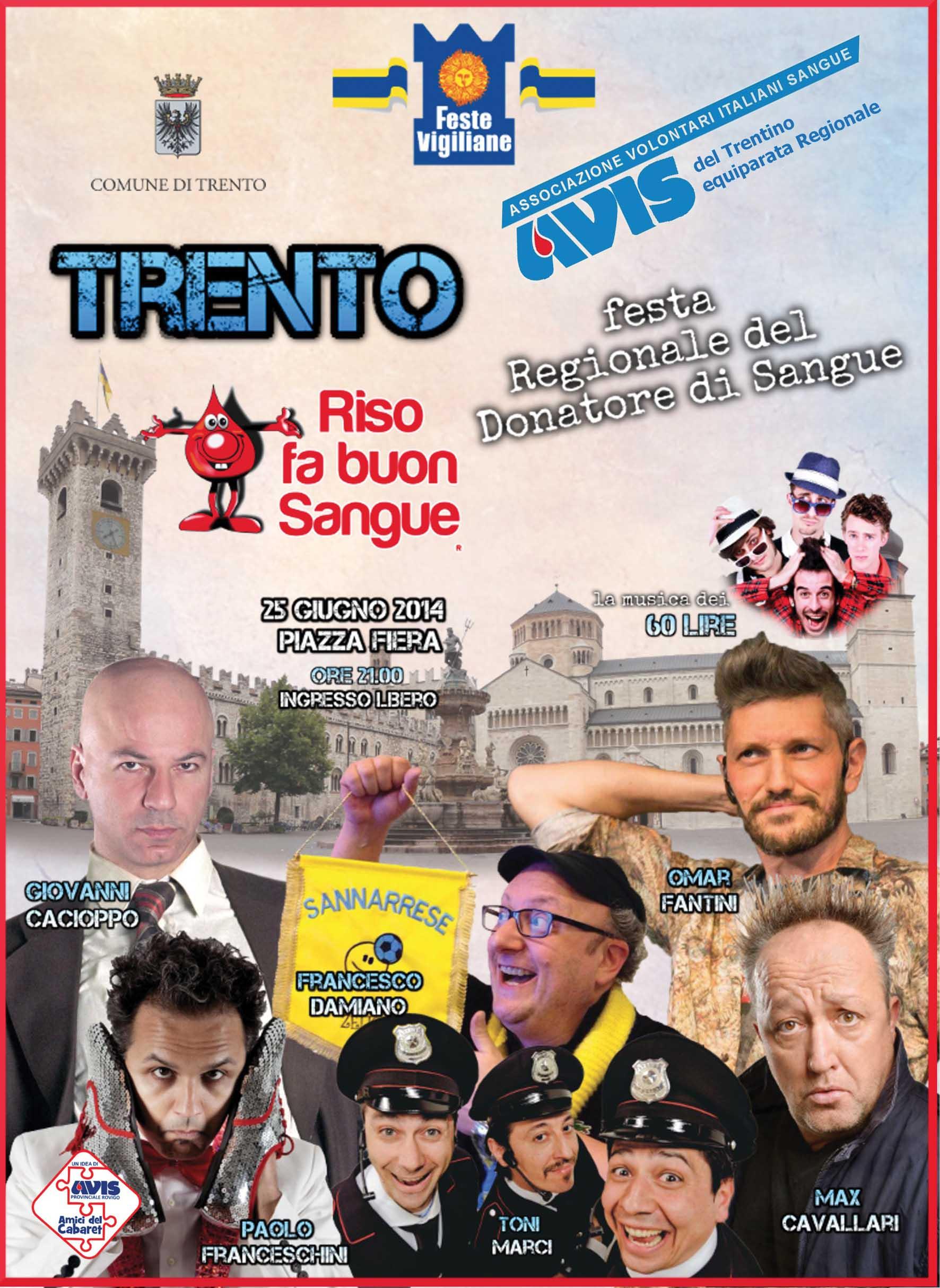 Trento LOCANDINA 1
