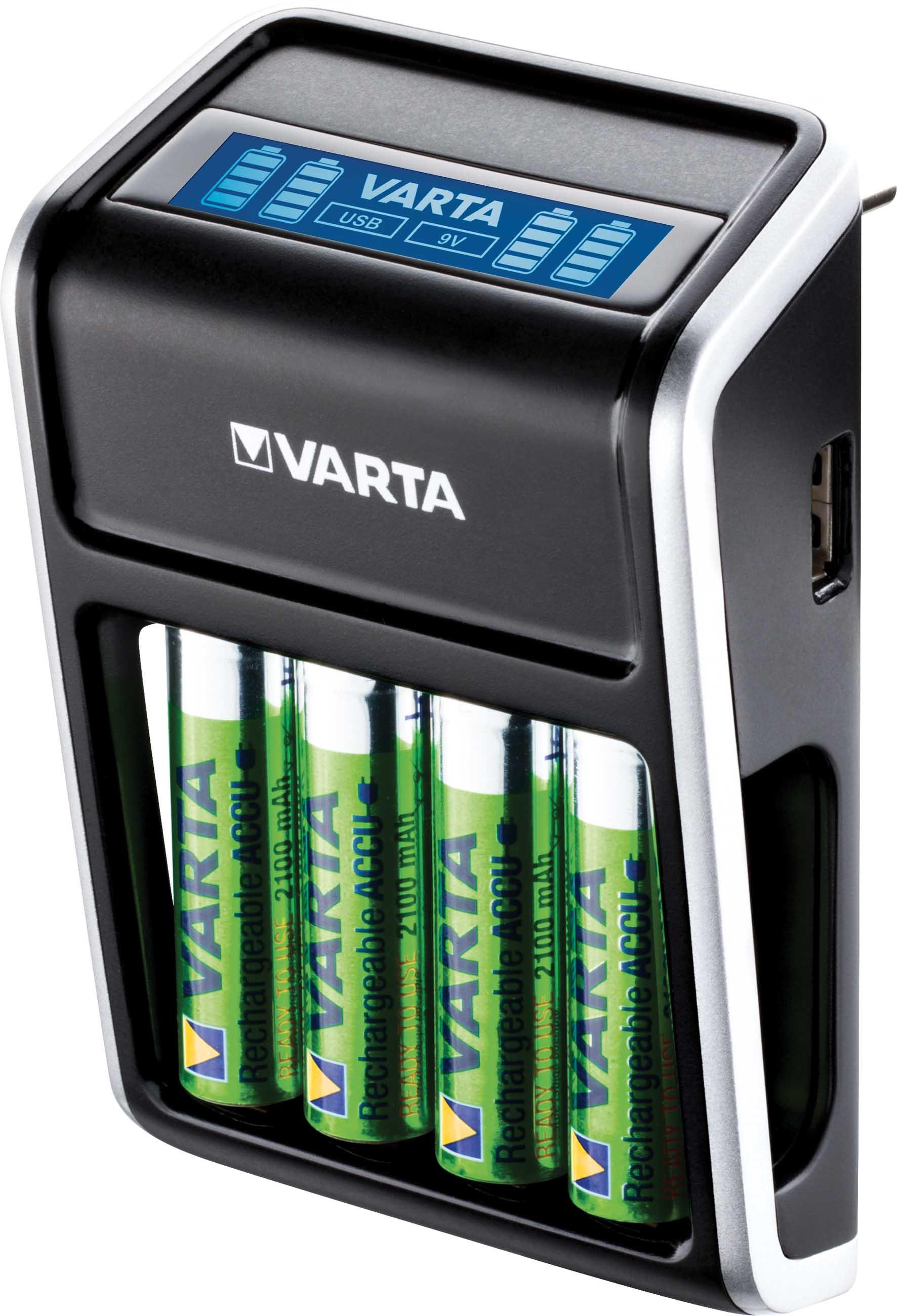 Varta LCD Plug Charger 1
