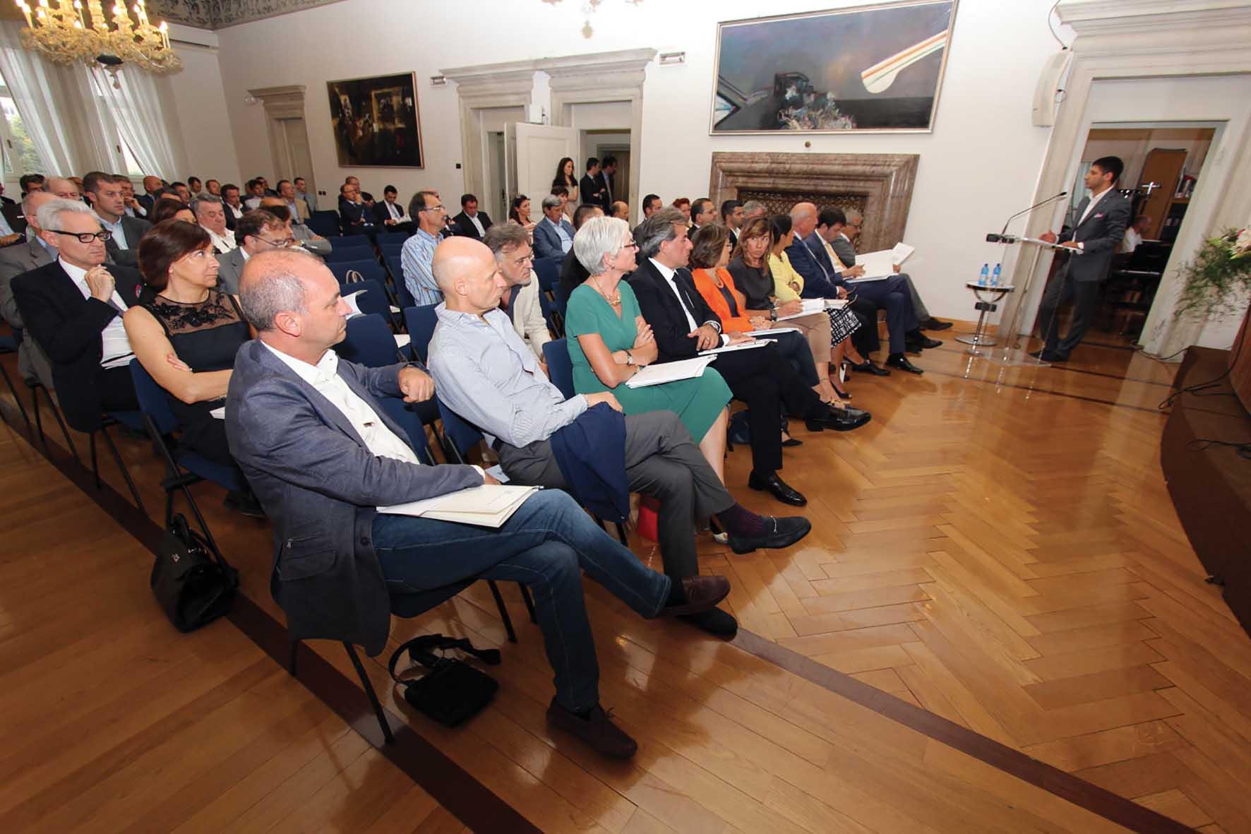 assemblea annuale delegati confindustria udine