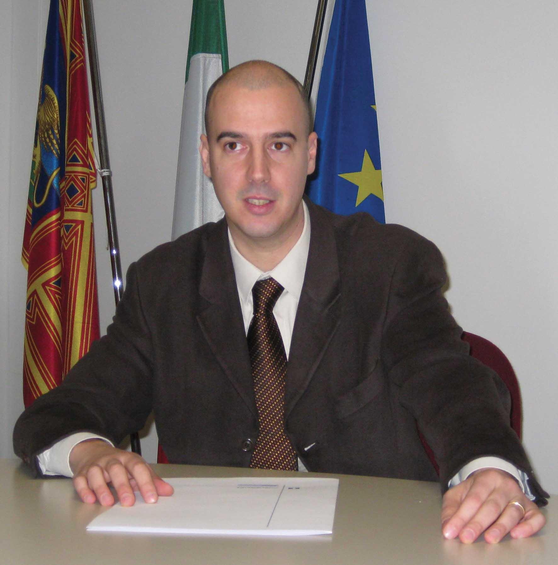 Simone Brunello direttore confcooperative Rovigo