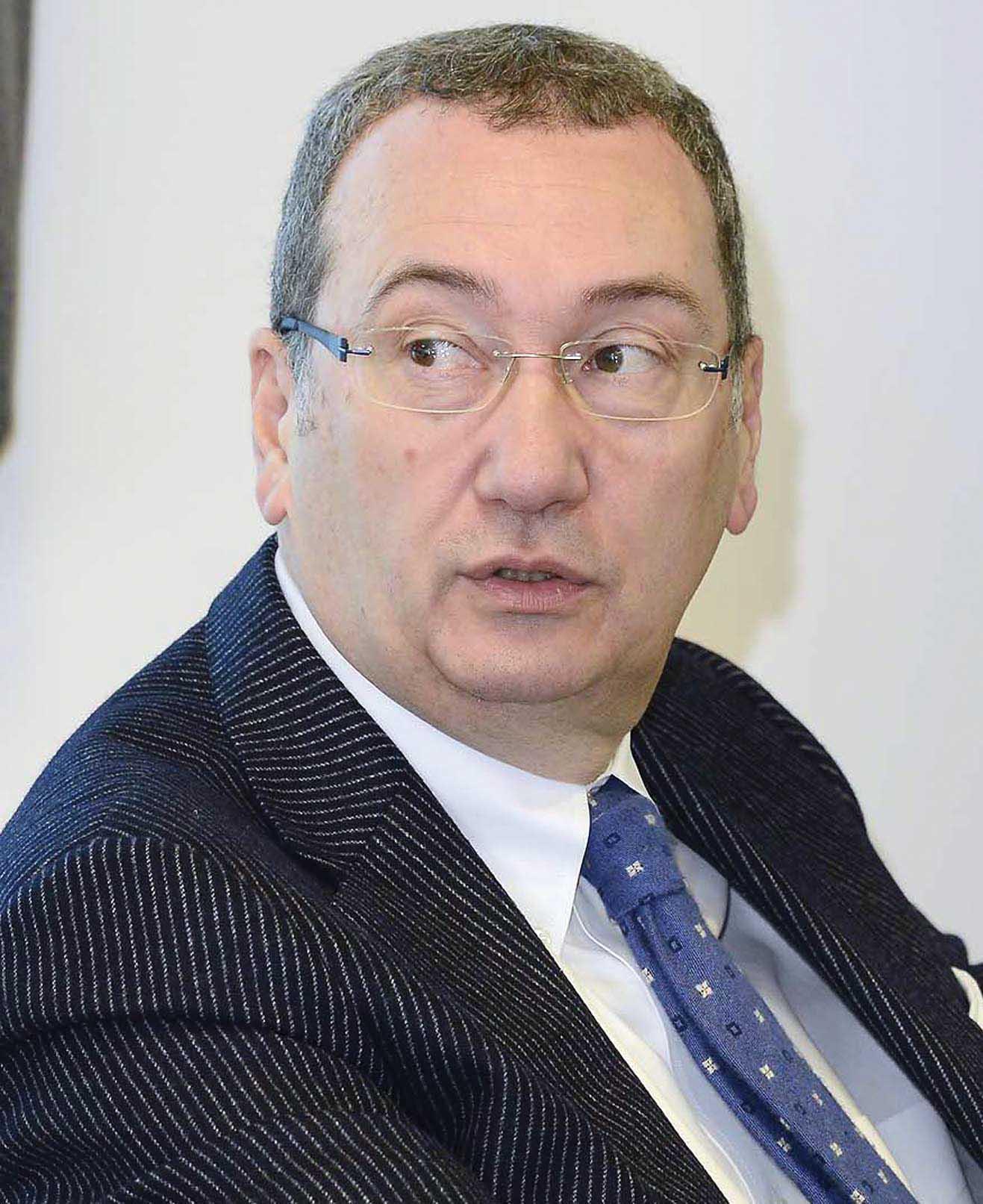 FVG vicepresidente e assessore attività produttive Sergio Bolzonello 1