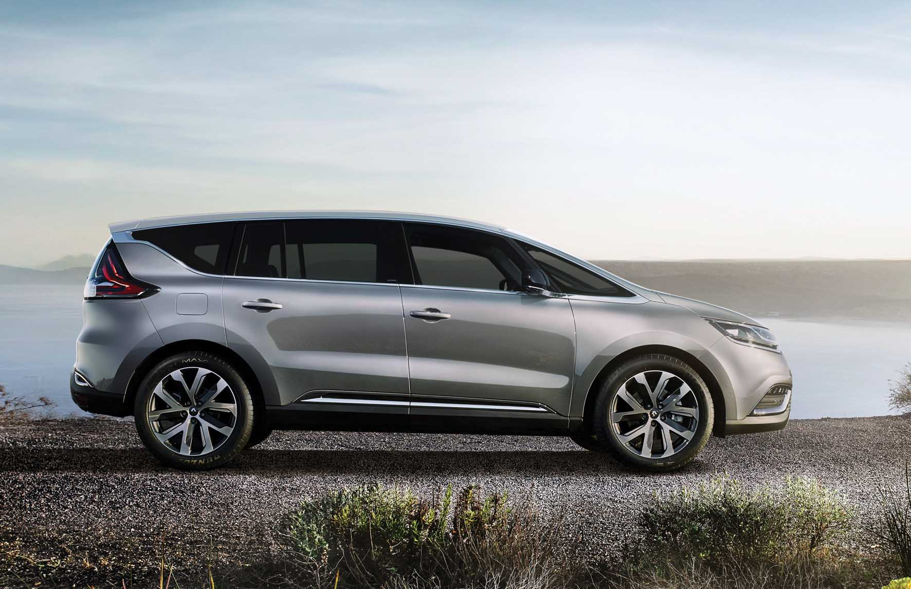Renault 2014 nuova Espace lat 1