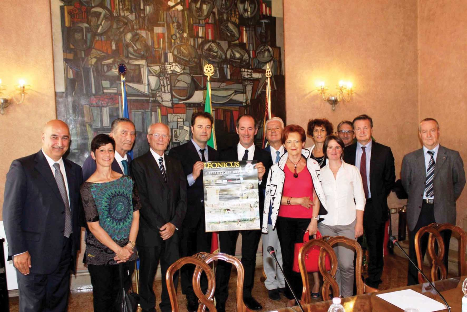 Veneto progetto Leonicus Finozzi Zaia 1
