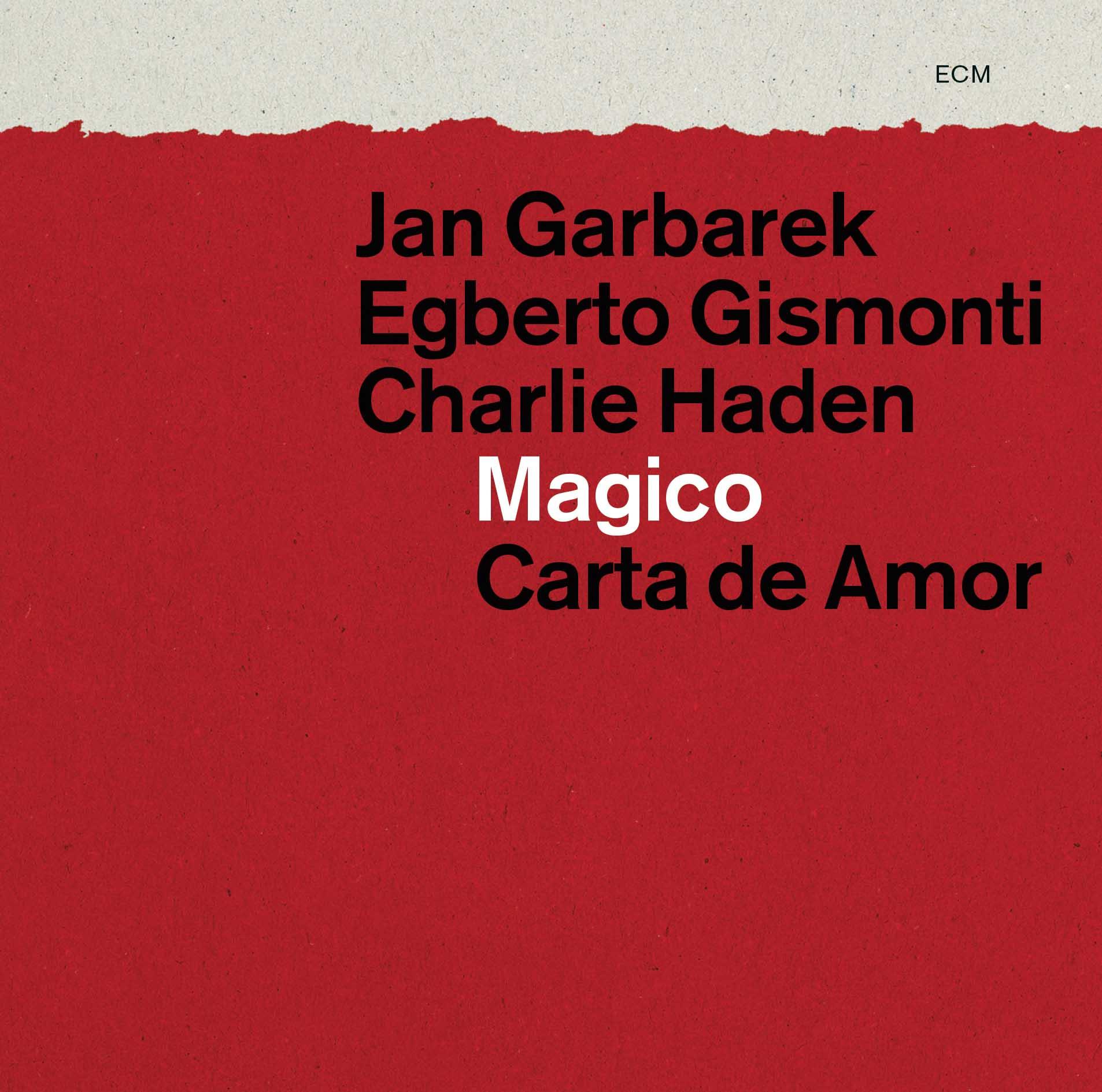ECM records Magico 1