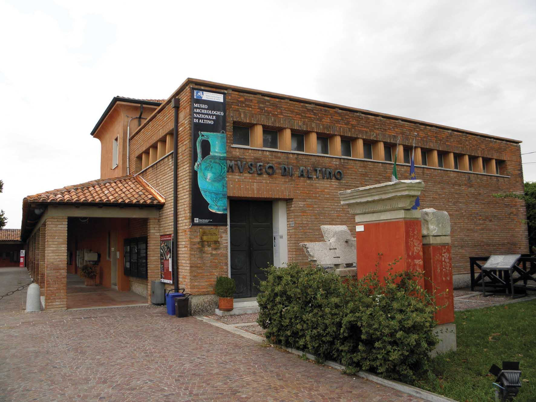 museo nazionale archeologico di altino
