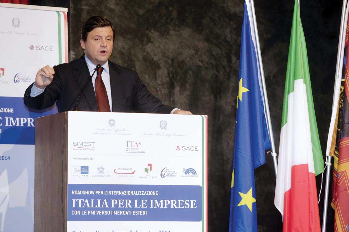 viceministro sviluppo economico Carlo Calenda 1 1
