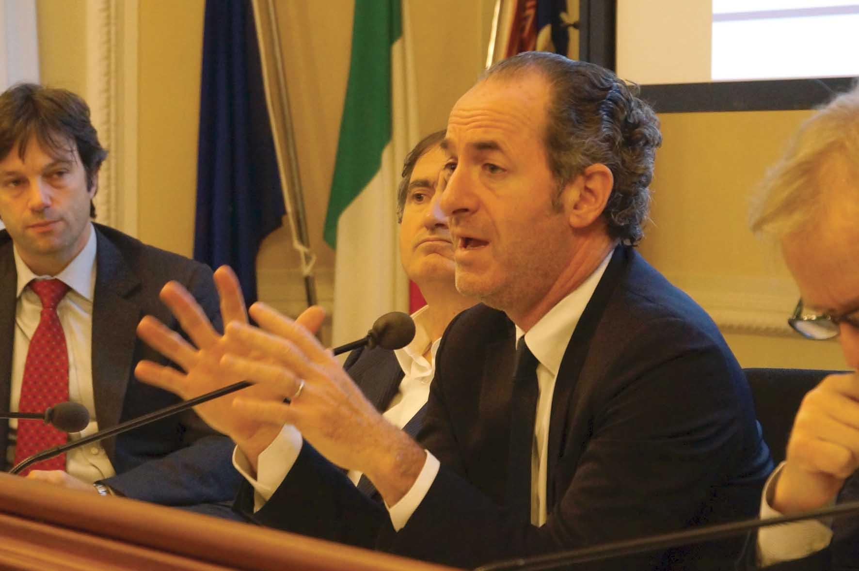 zaia zoppas presentazione Veneto a Expo
