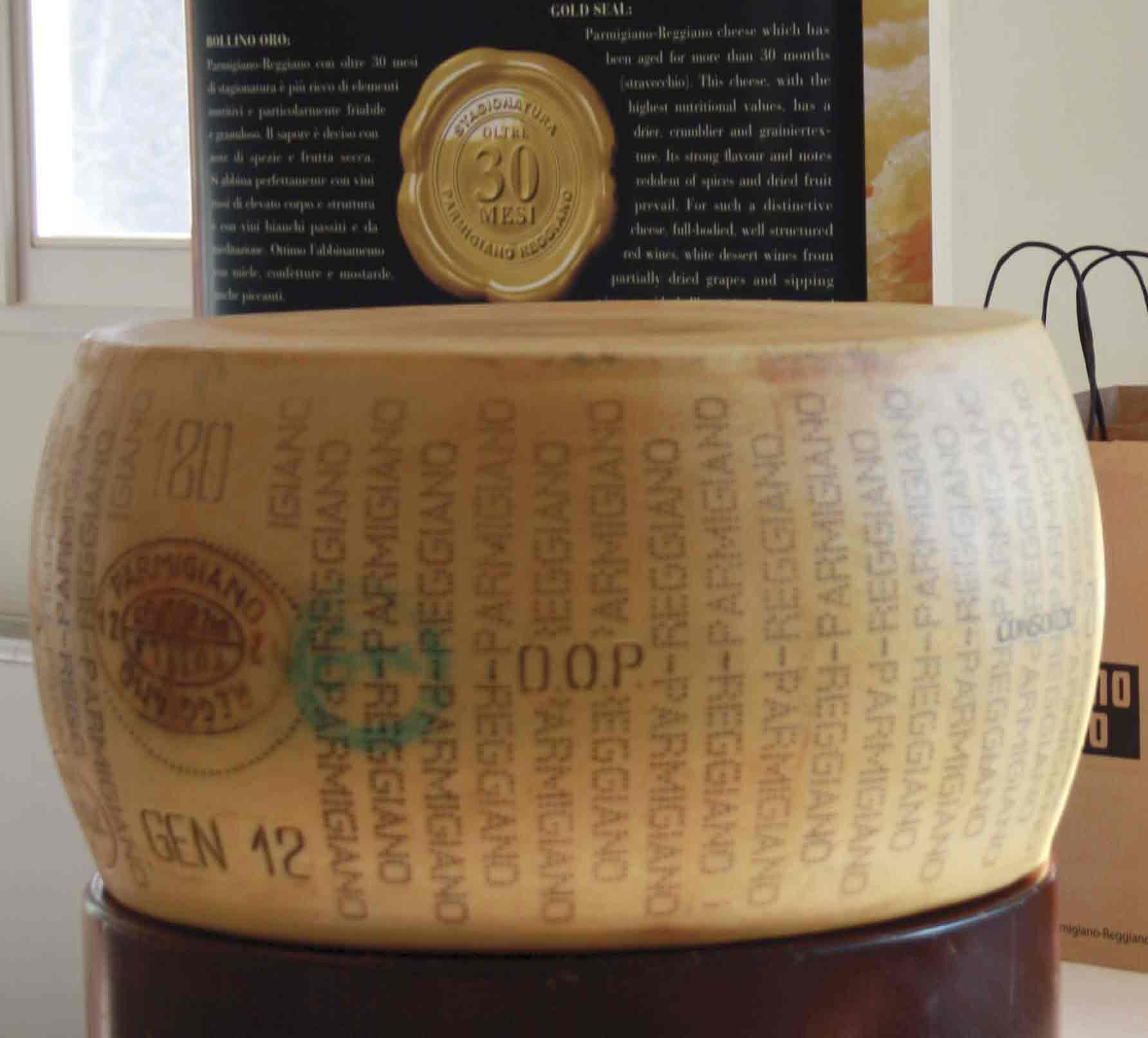 parmigiano reggiano forma ilnordestquotidiano