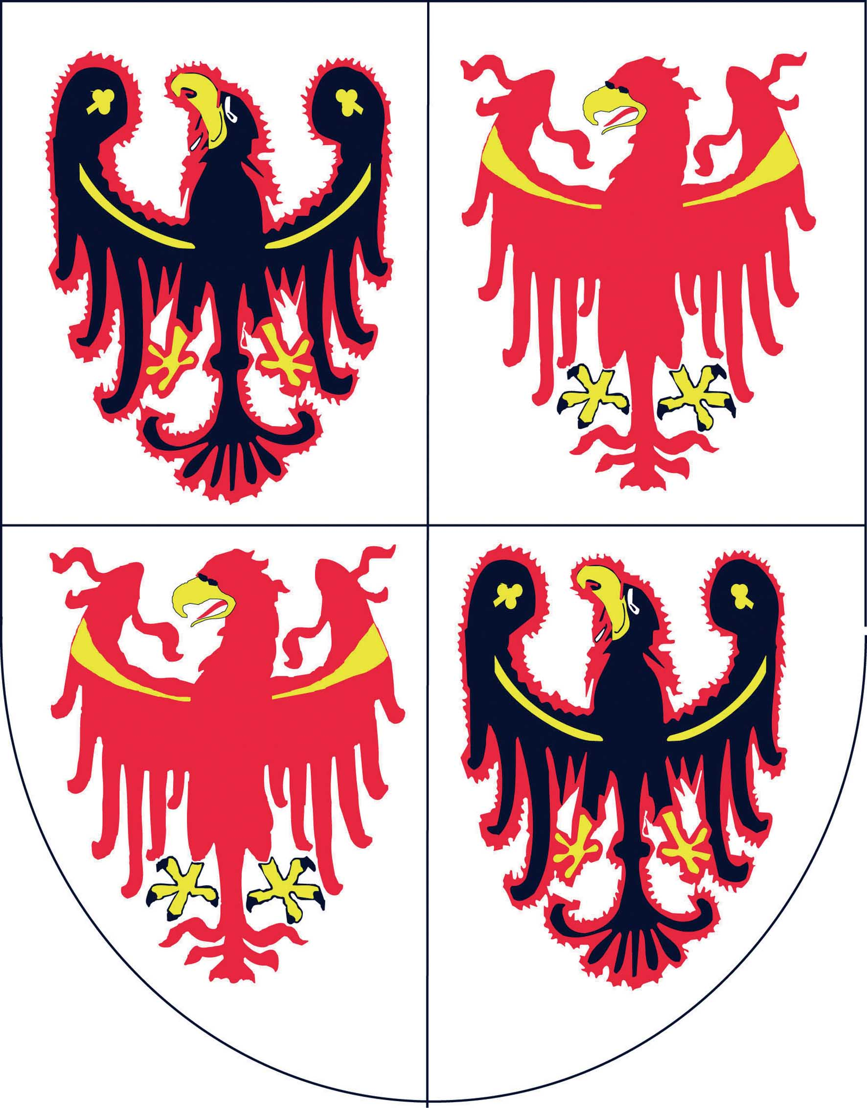 regione trentino alto adige stemma logo 1