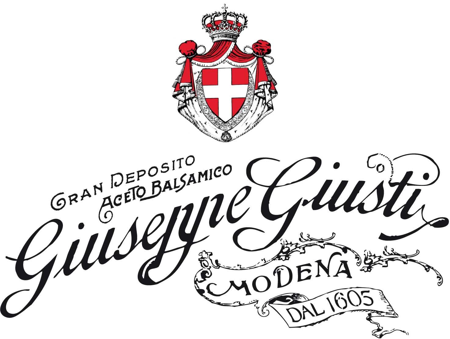 Acetaia Giusti logo con stemma 1
