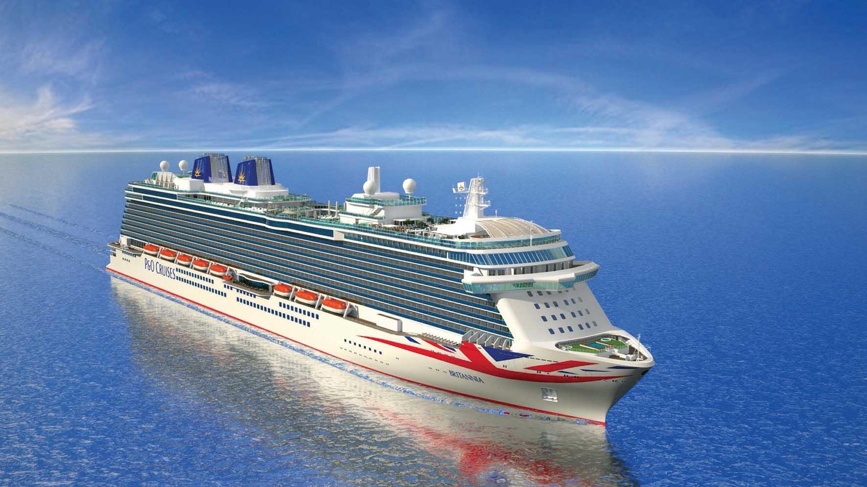 PO nave crociera Britannia cantieri fincantieri monfalcone 1 1