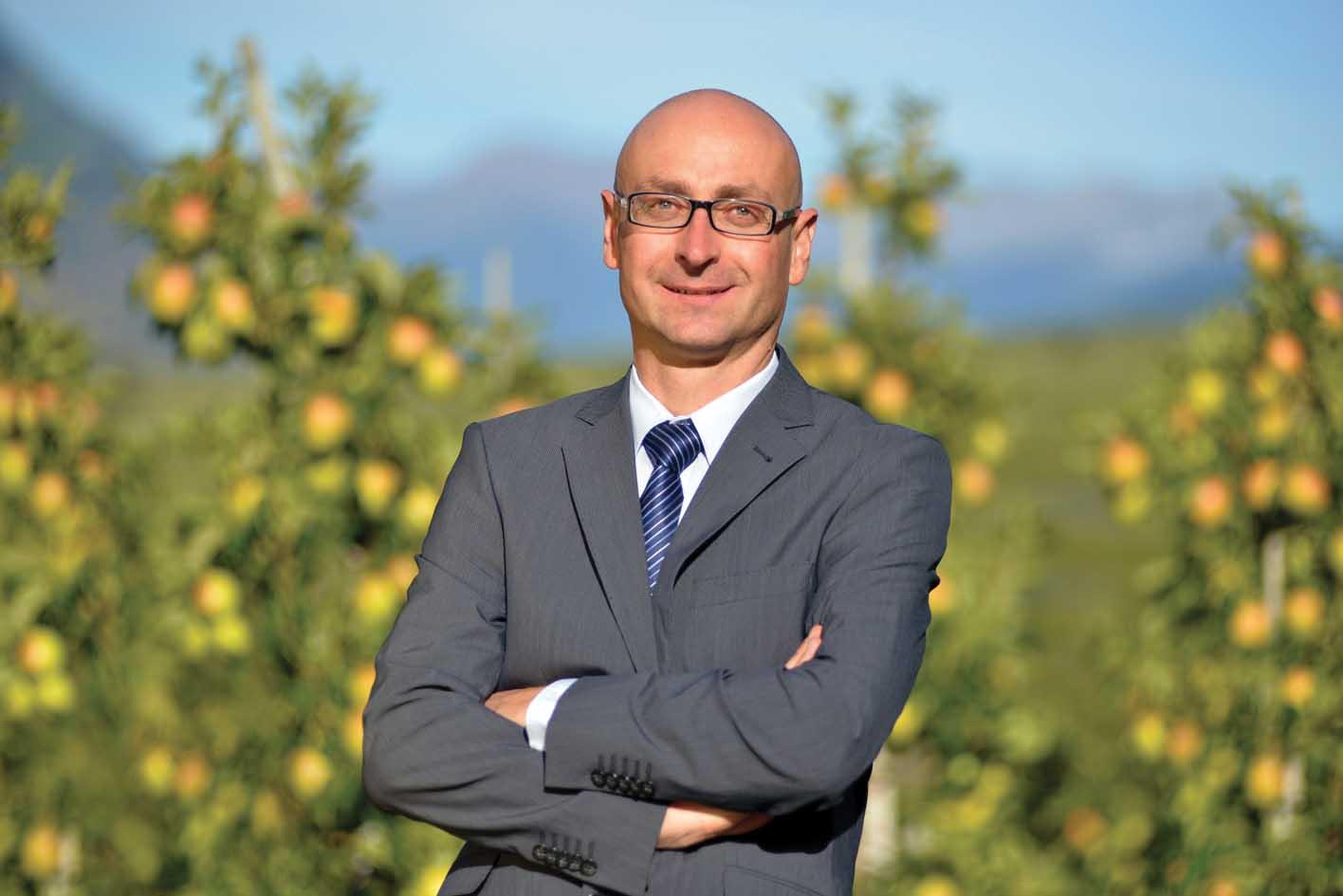 VI.P Val Venosta people marketing manager Michael Grasser 1