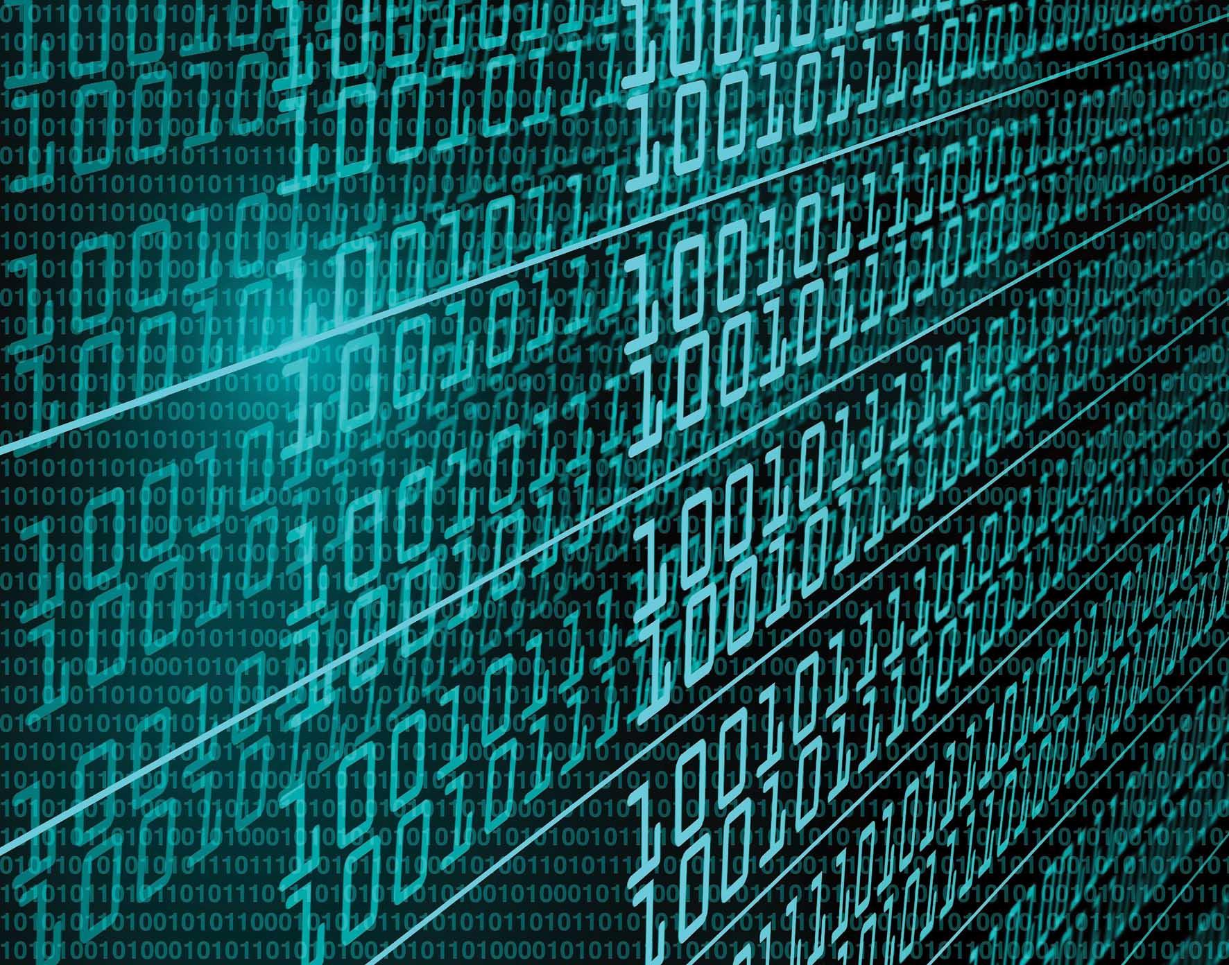 digitale simboli bit
