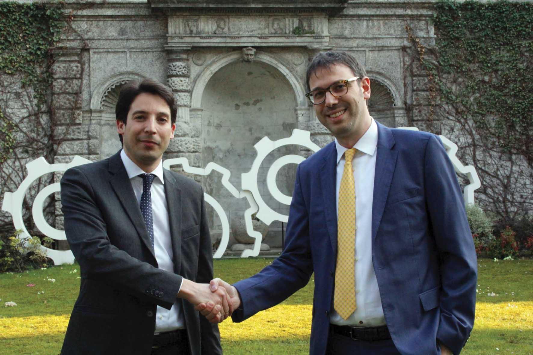 giovani imprenditori confindustria udine Davide Boeri e Massimiliano Zamò
