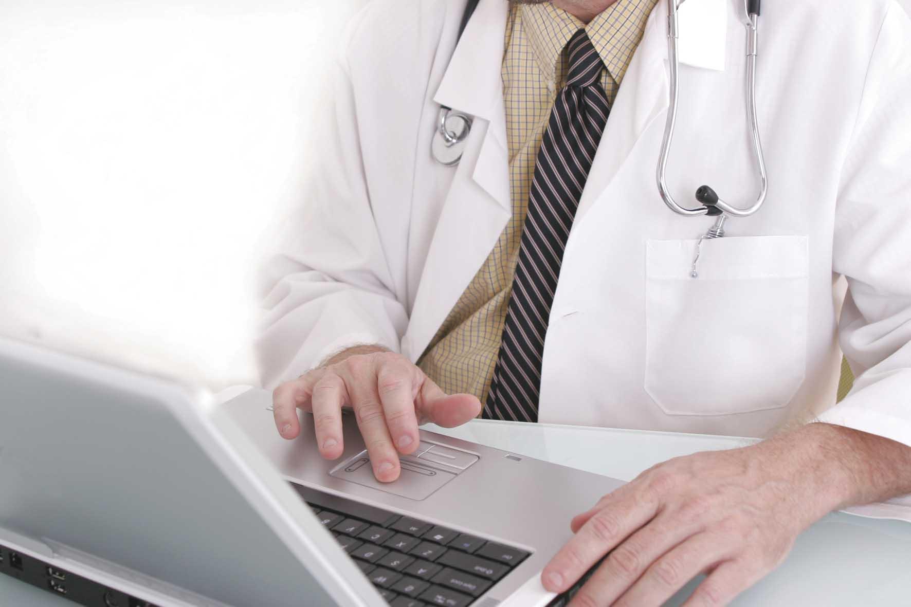 ricetta elettronica medico pc