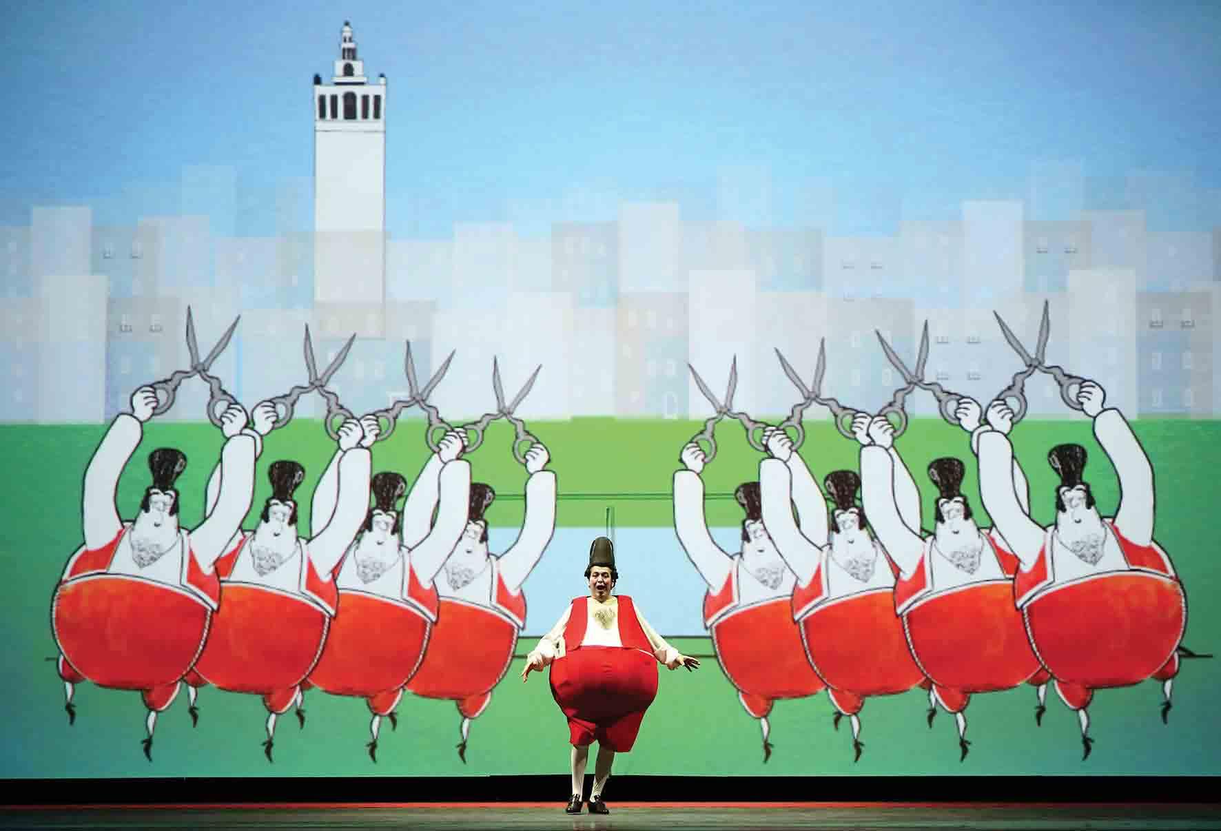 Fondazione arena 2015 Barbiere Siviglia FotoEnnevi il nordest quotidiano