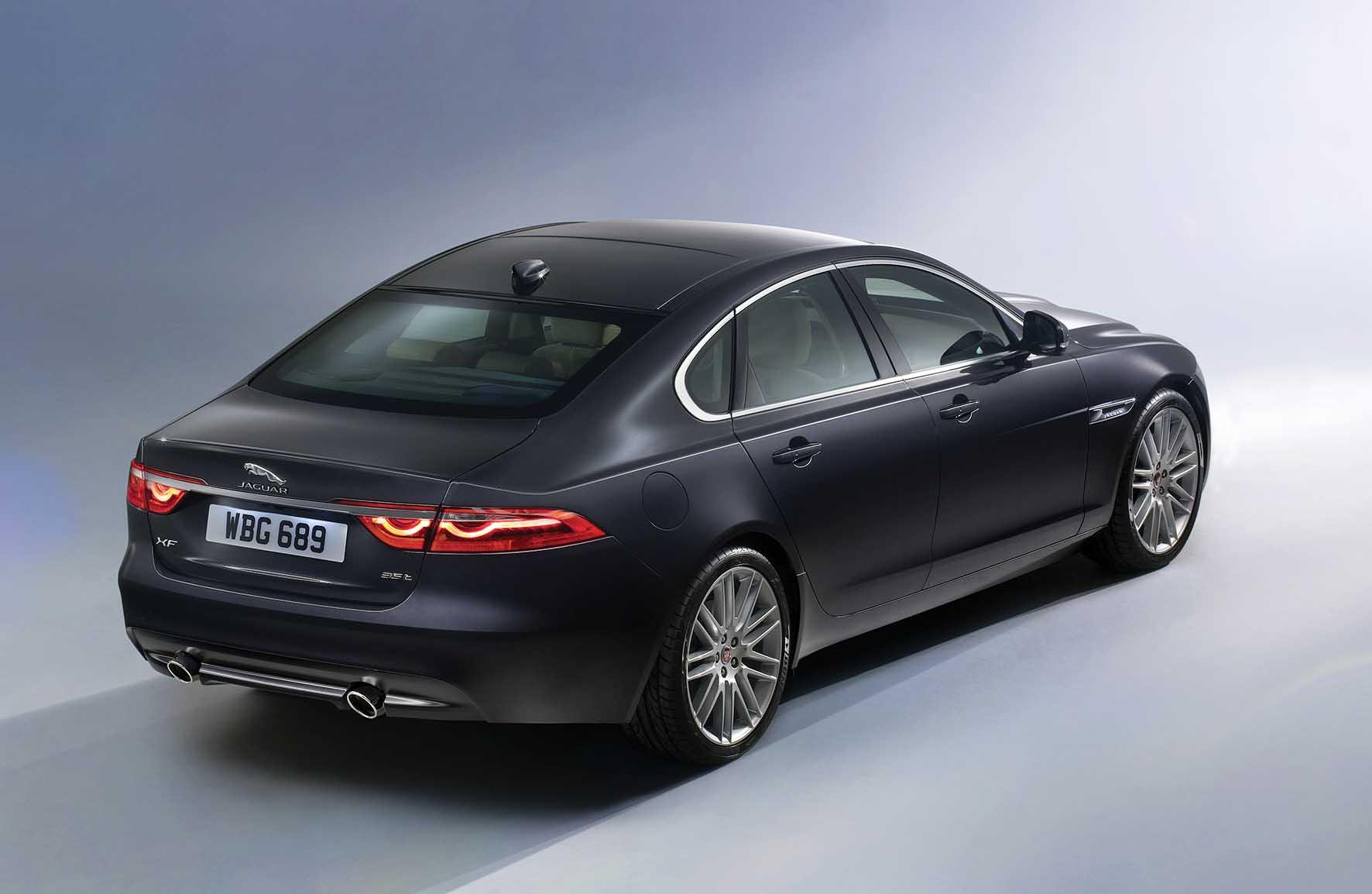 Jaguar XF Portfolio postlat alto