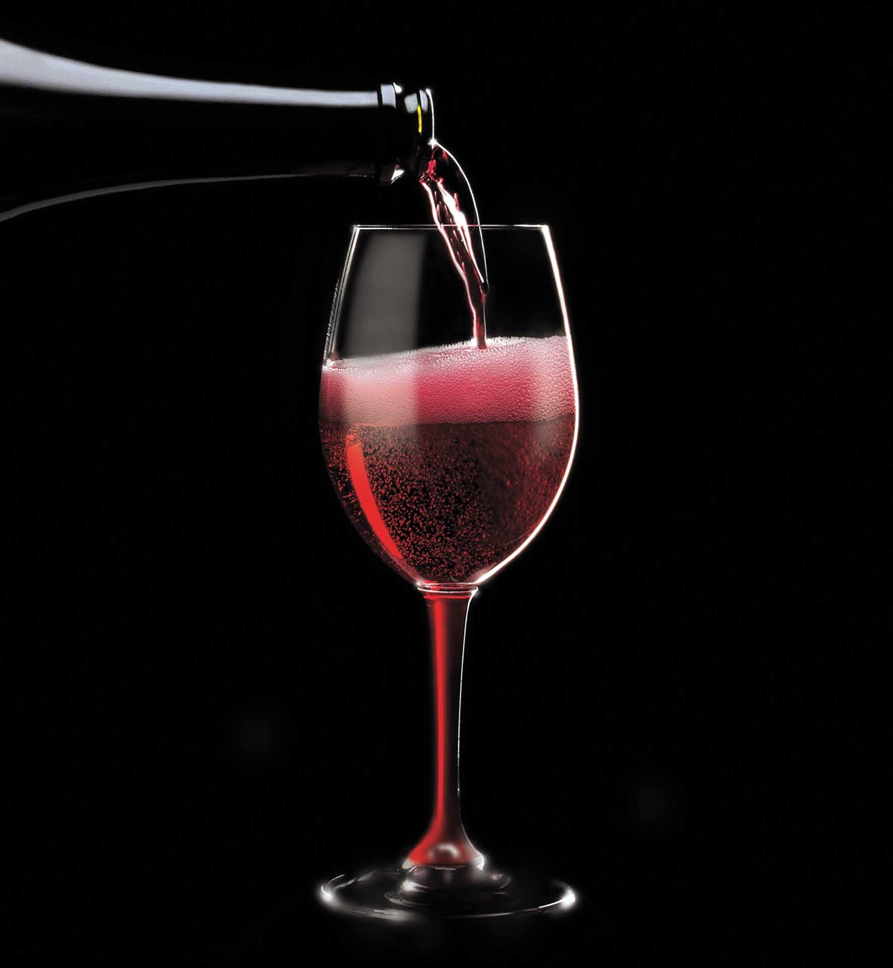 Vino Lambrusco mescita bottiglia