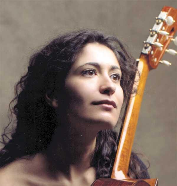 pordenone guitar festival Filomena Moretti