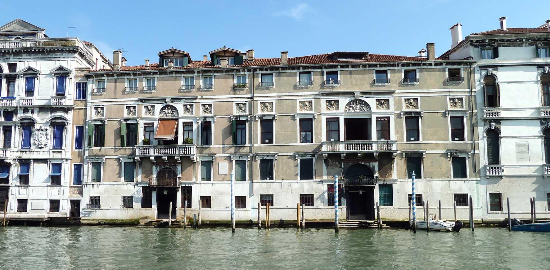 Palazzo Mocenigo centro gran canal san marco