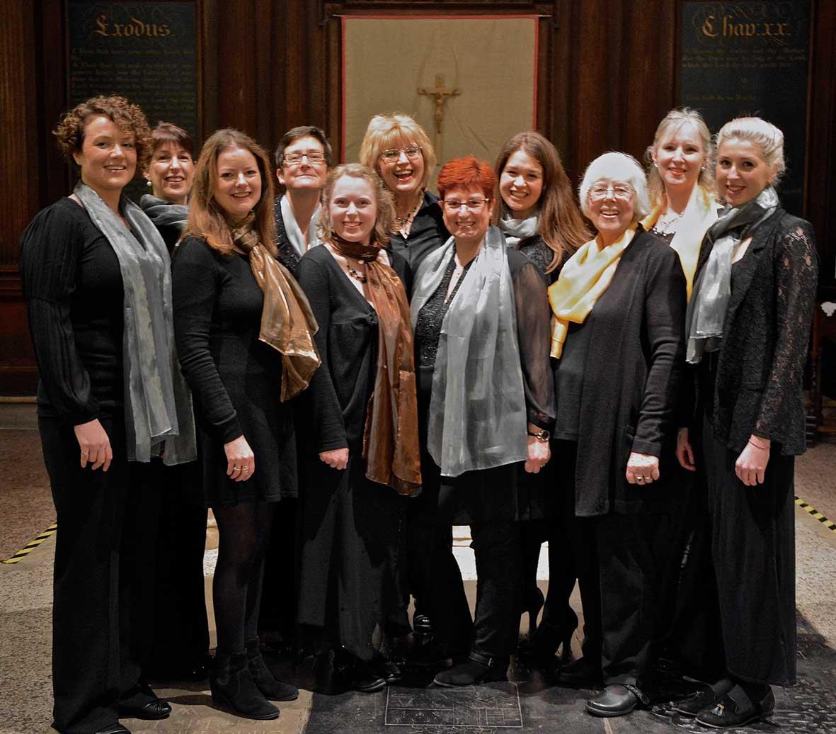 seraphim female voices ensemble