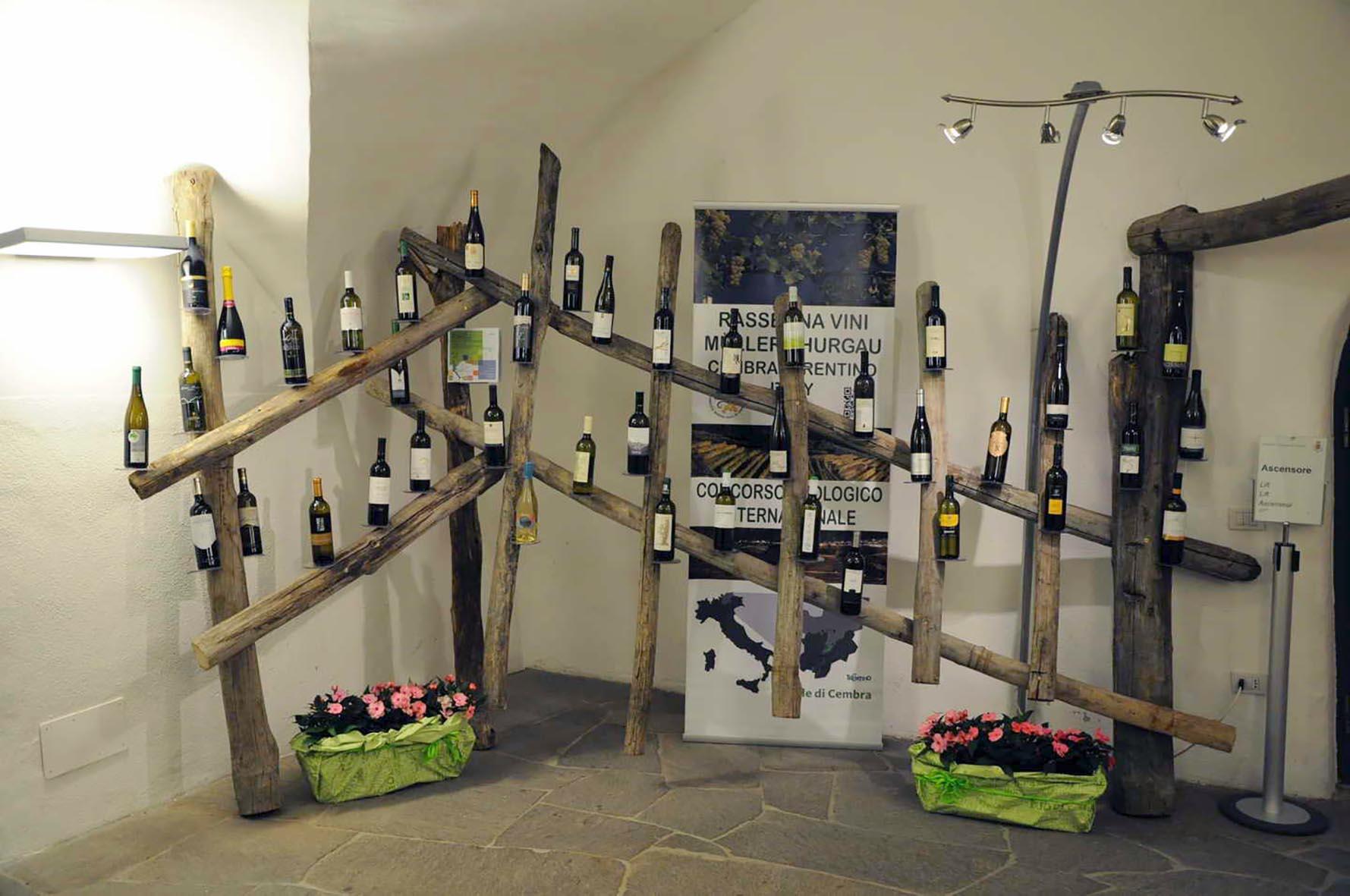 28 Rassegna Vini Muller Thurgau 2015 vini in esposizione 2