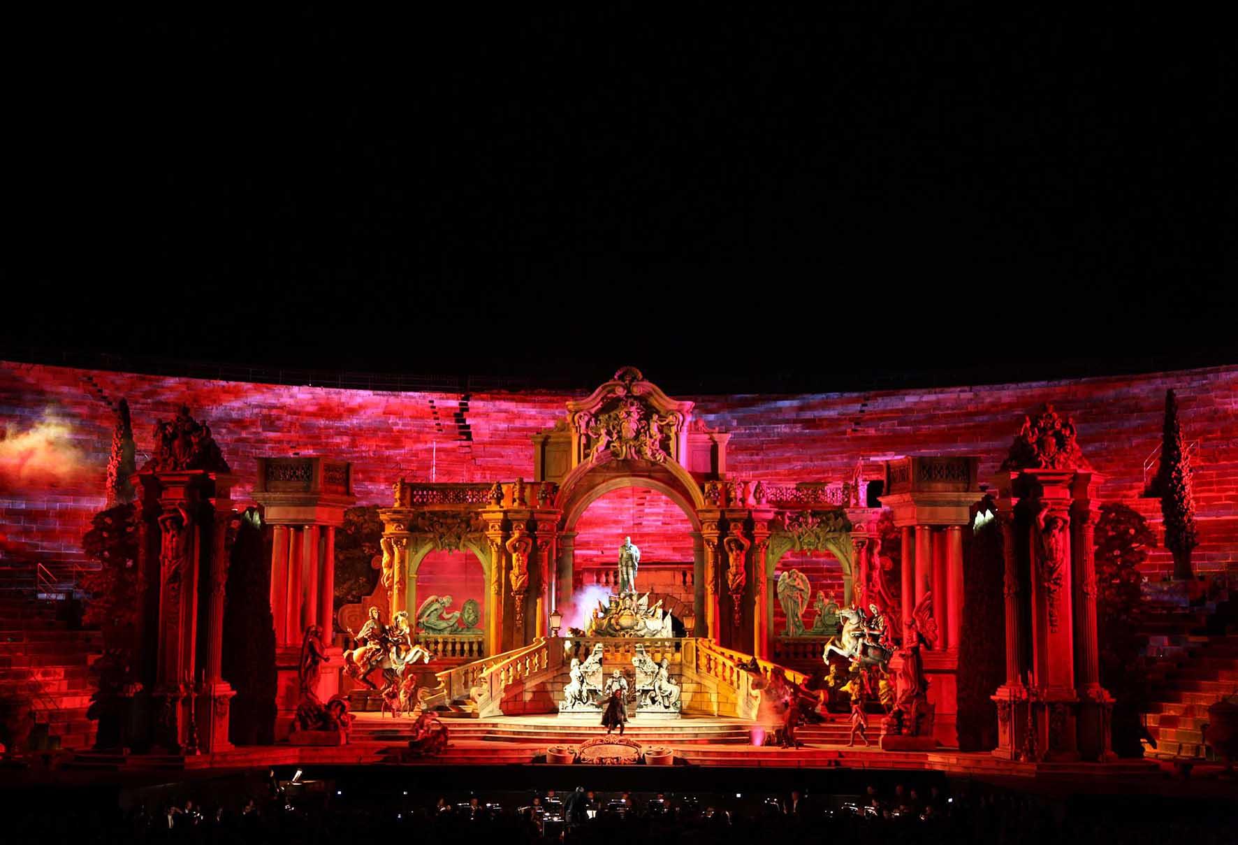 Arena di Verona 2012 Don Giovanni atto II 22 06 dl foto Ennevi 490