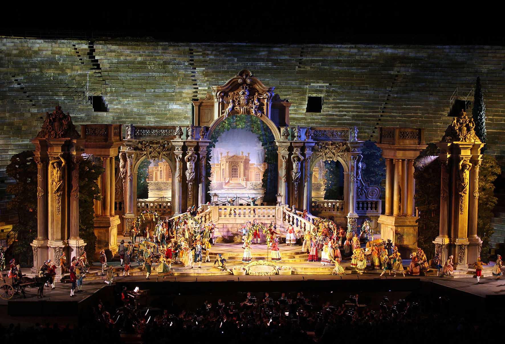 Arena di Verona 2012 Don Giovanni atto I 22 06 dl foto Ennevi 298