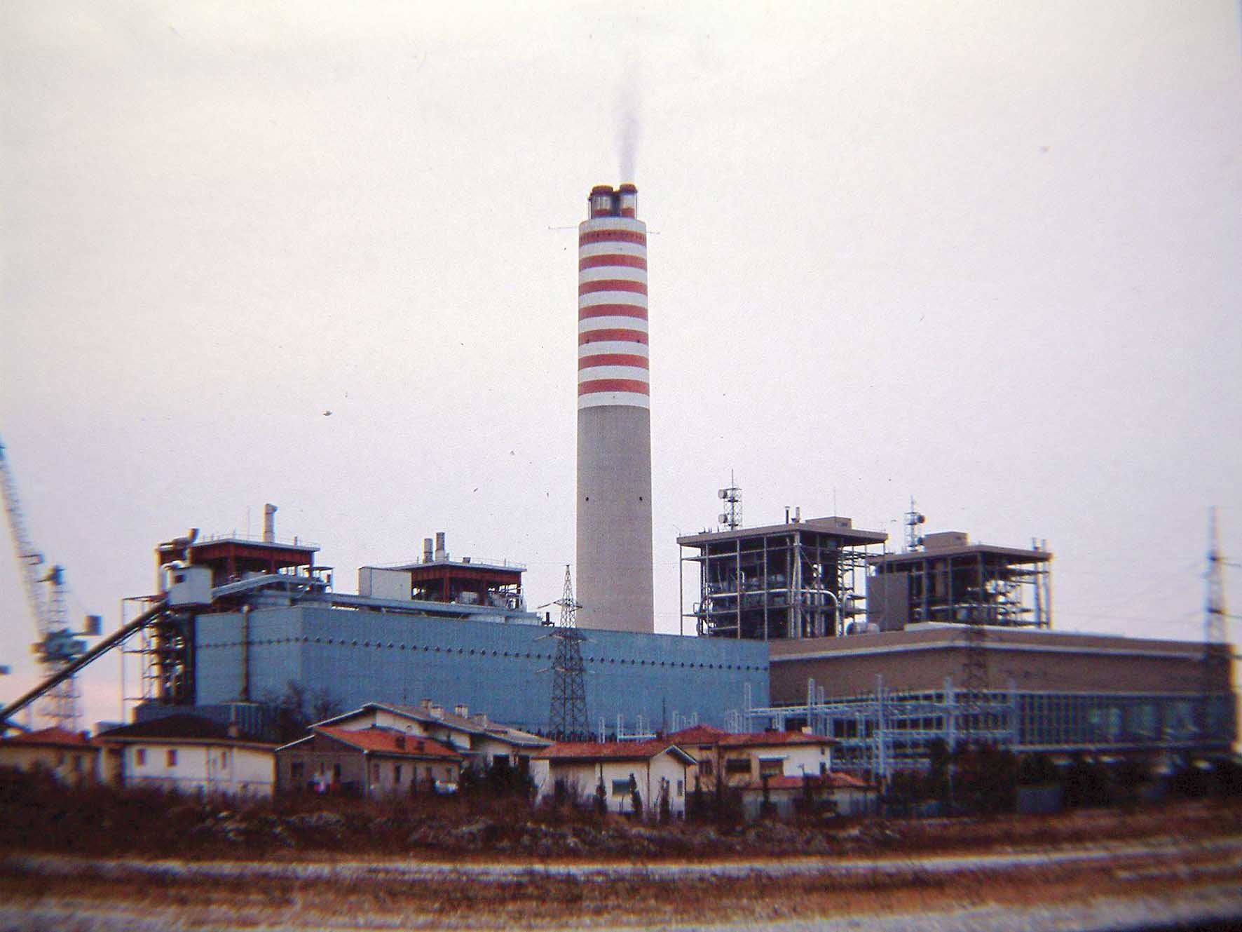 Centrale termoelettrica Monfalcone