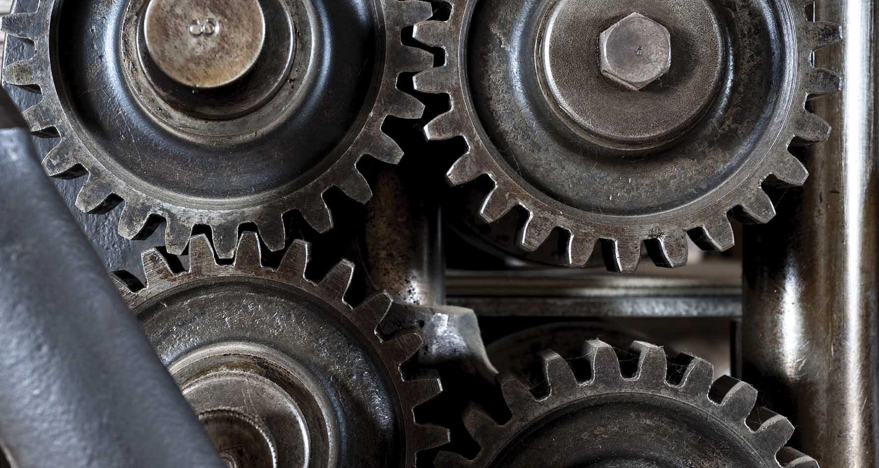 distretti industriali italiani ingranaggi industria meccanica