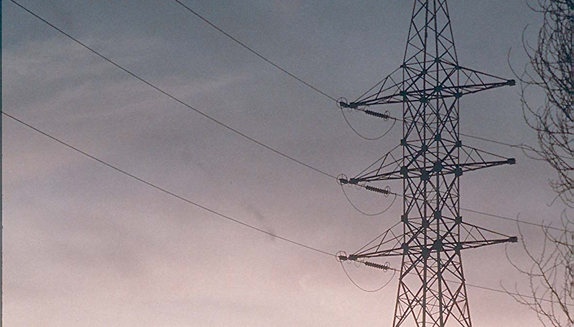 monitoraggio della rete ad alta tensione Europa elettrodotto
