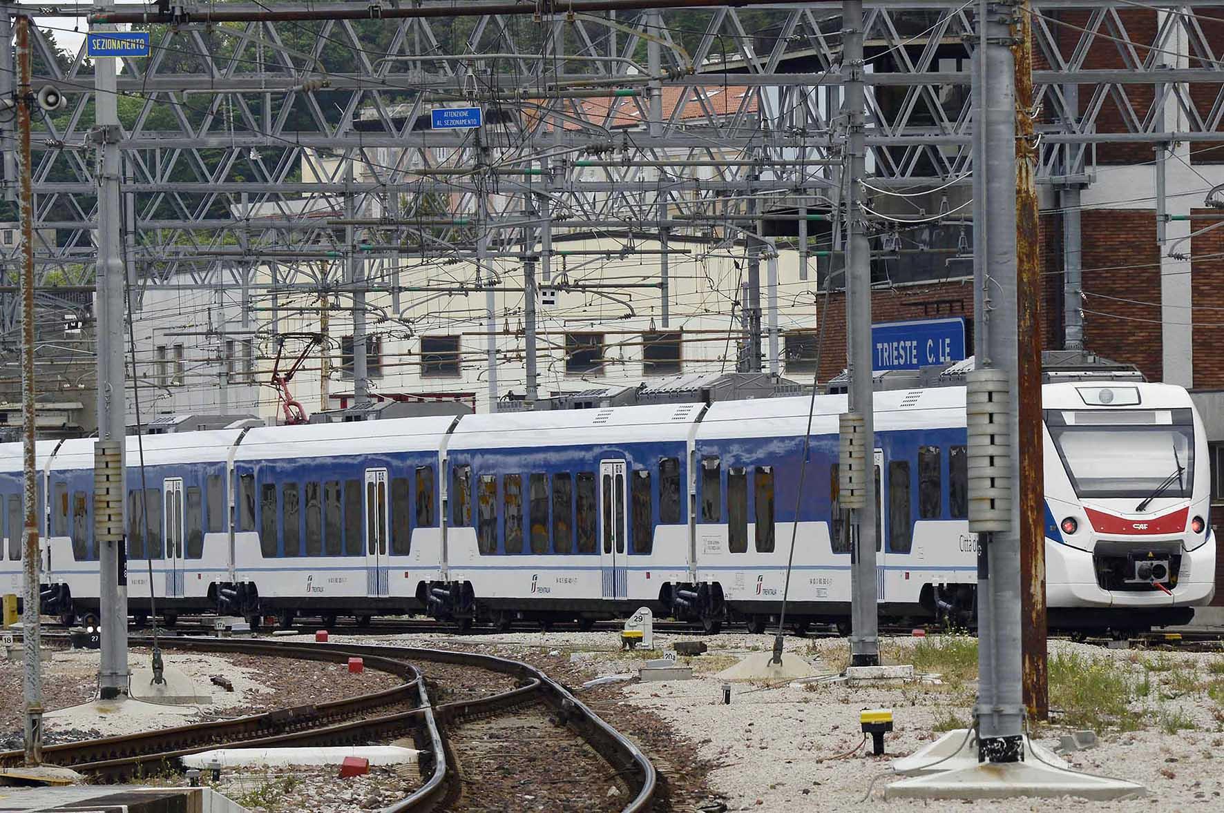 FVG treno Civity città udine 2