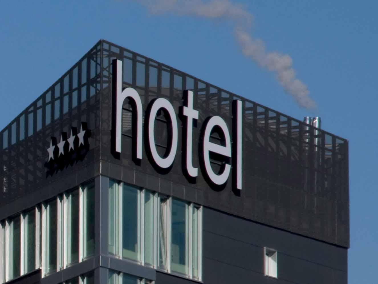 Strutture alberghiere del NordEst Hotel Nerocubo esterni 0868
