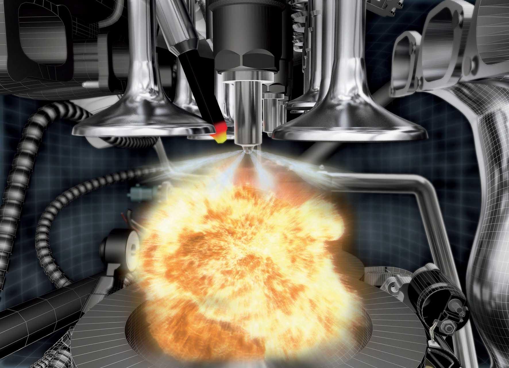 Bosch 2011 rendering accensione iniezione diesel