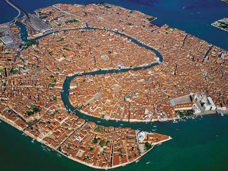 Venezia Panorama aereo Imc