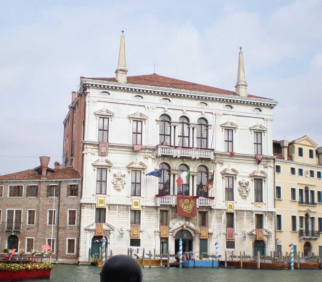 venezia sede regione veneto palazzo balbi