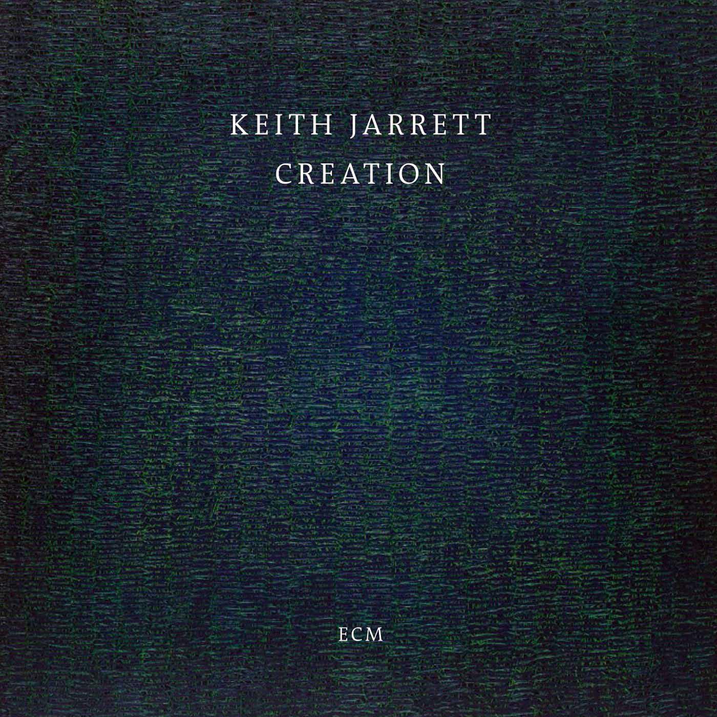creatrion keith jarrett