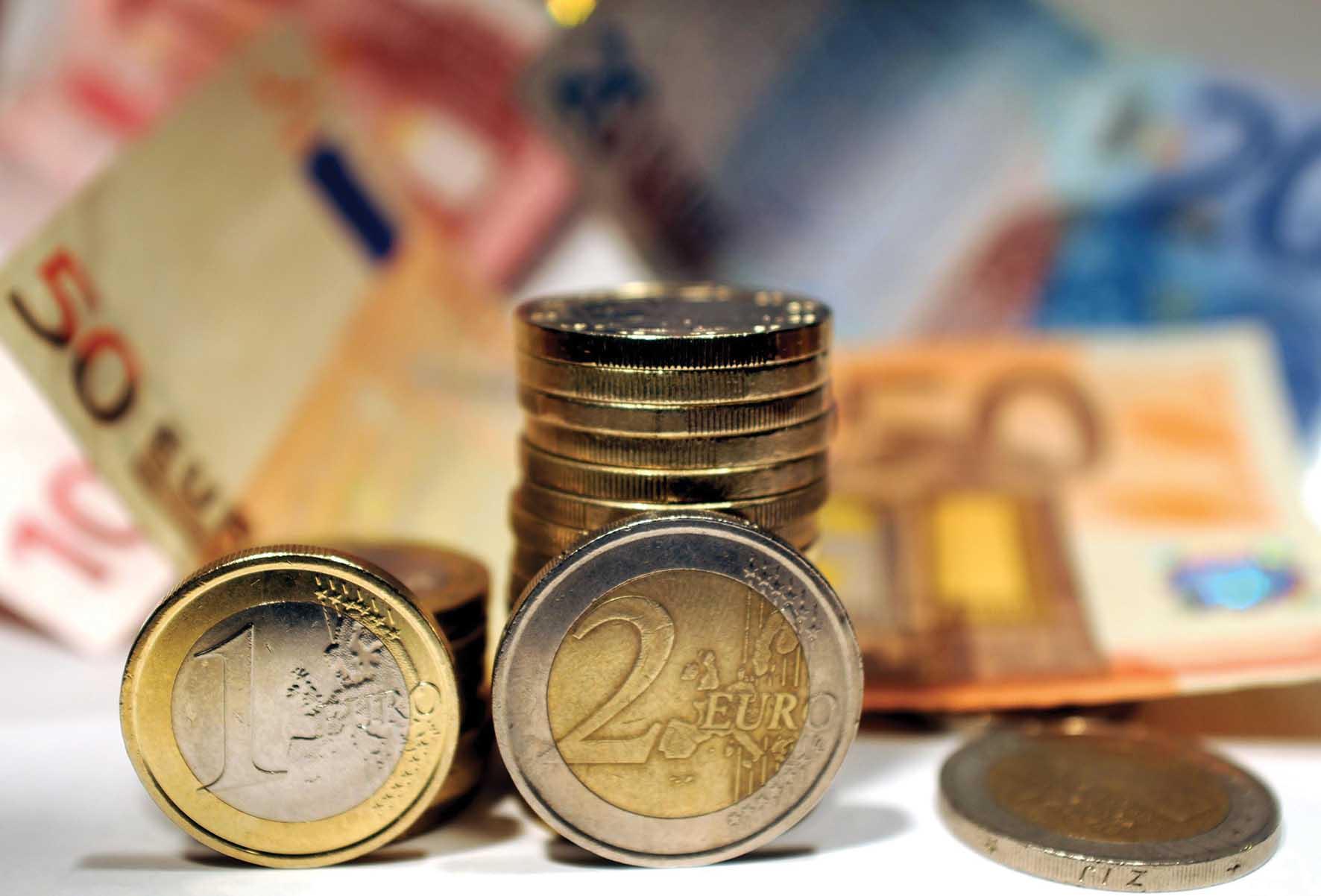 euro soldi monete 2