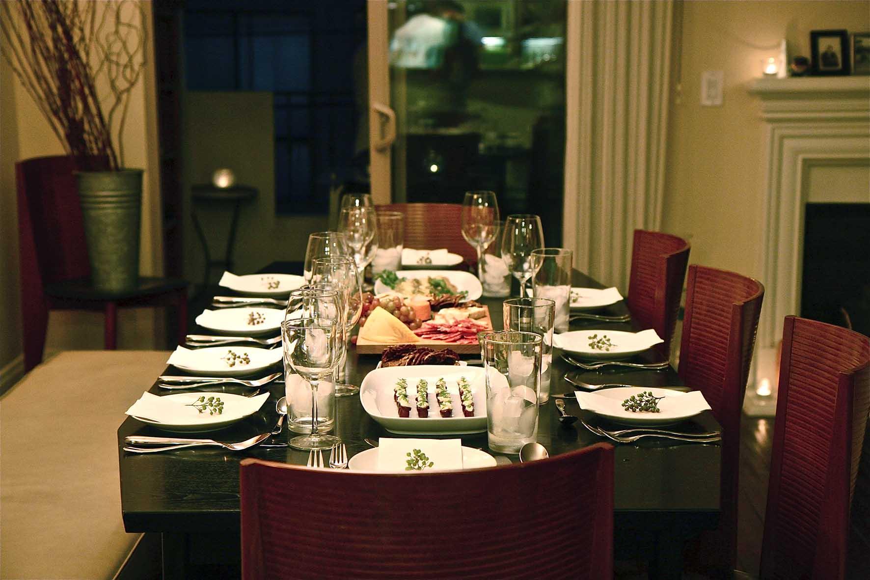 home restaurant tavolata