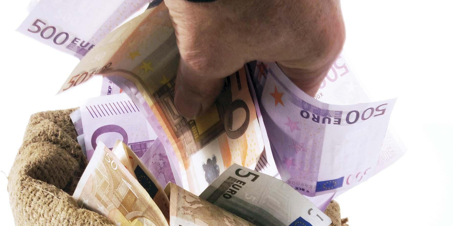 euro soldi evasione fiscale