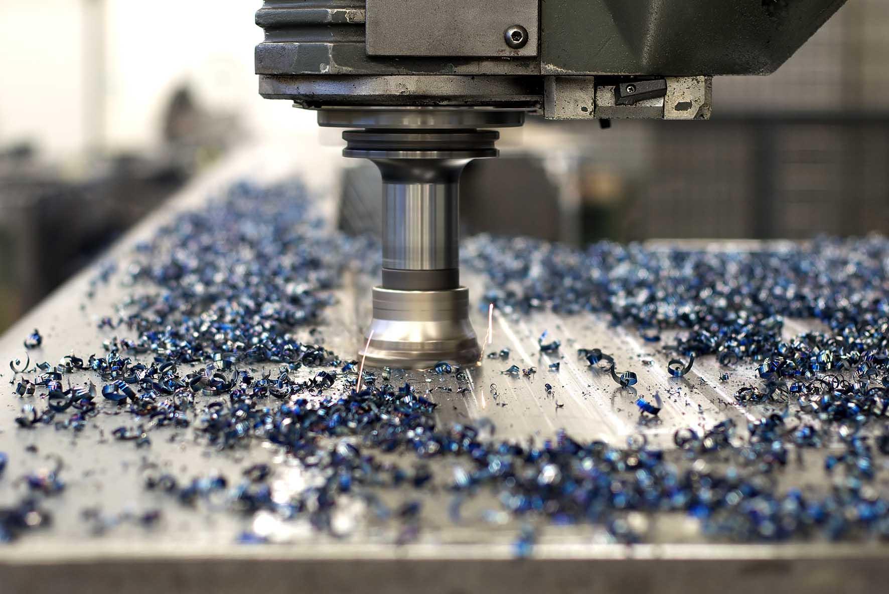 industria metalmeccanica lavorazioni fresa