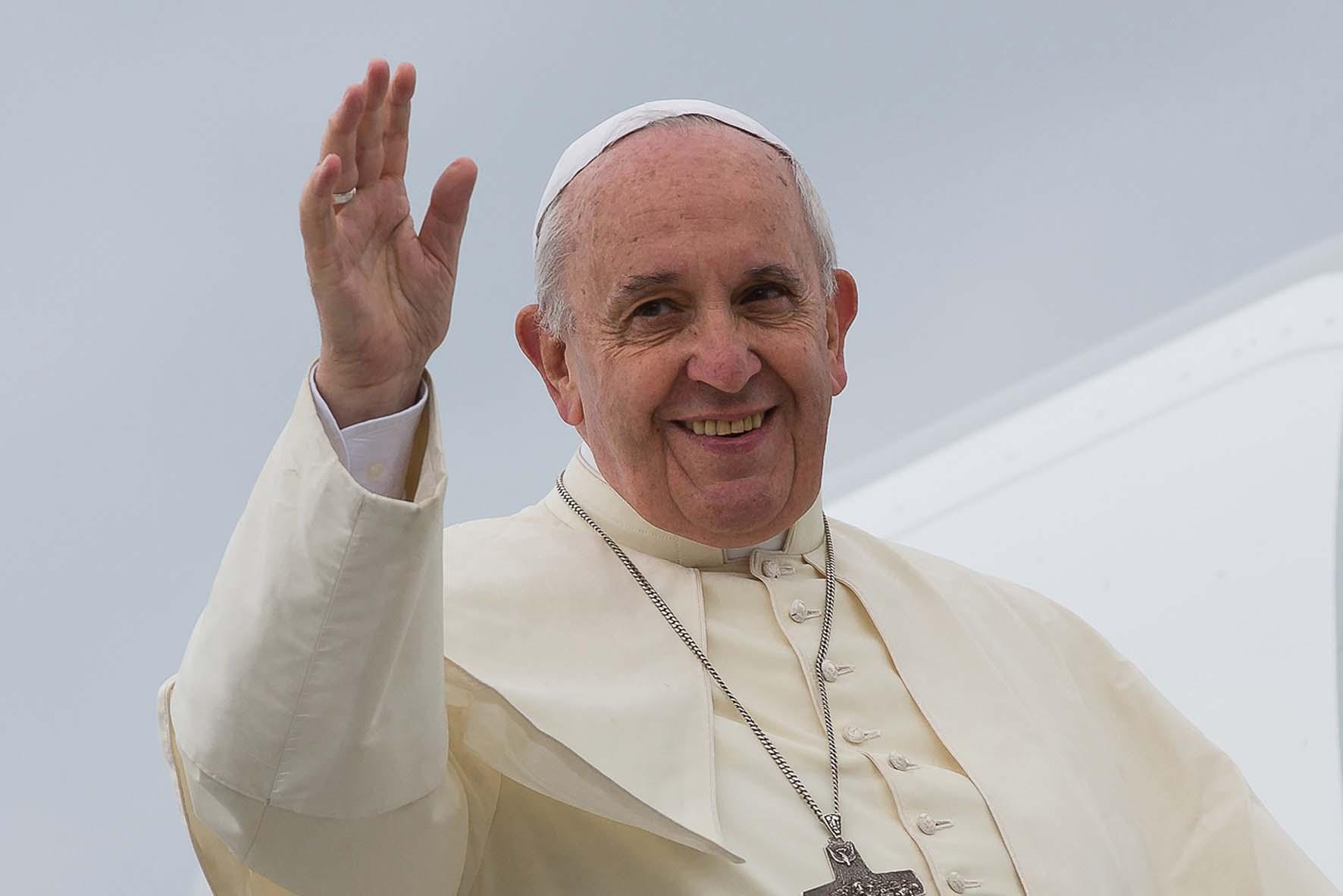 FVG visita papa Francesco Redipuglia saluto papa
