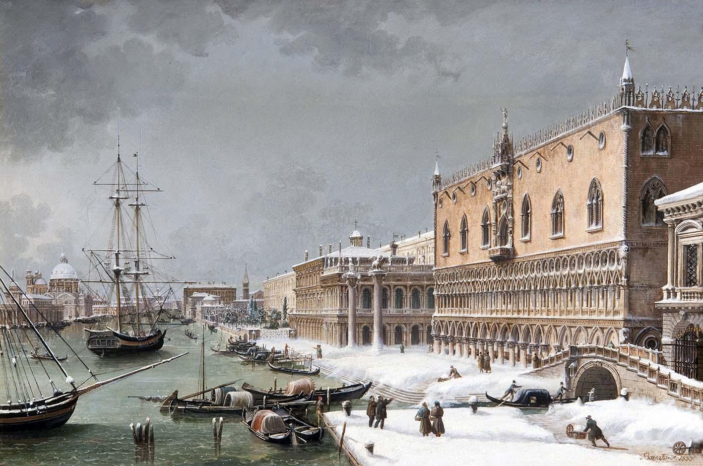 Lo splendore di Venezia Giuseppe Borsato