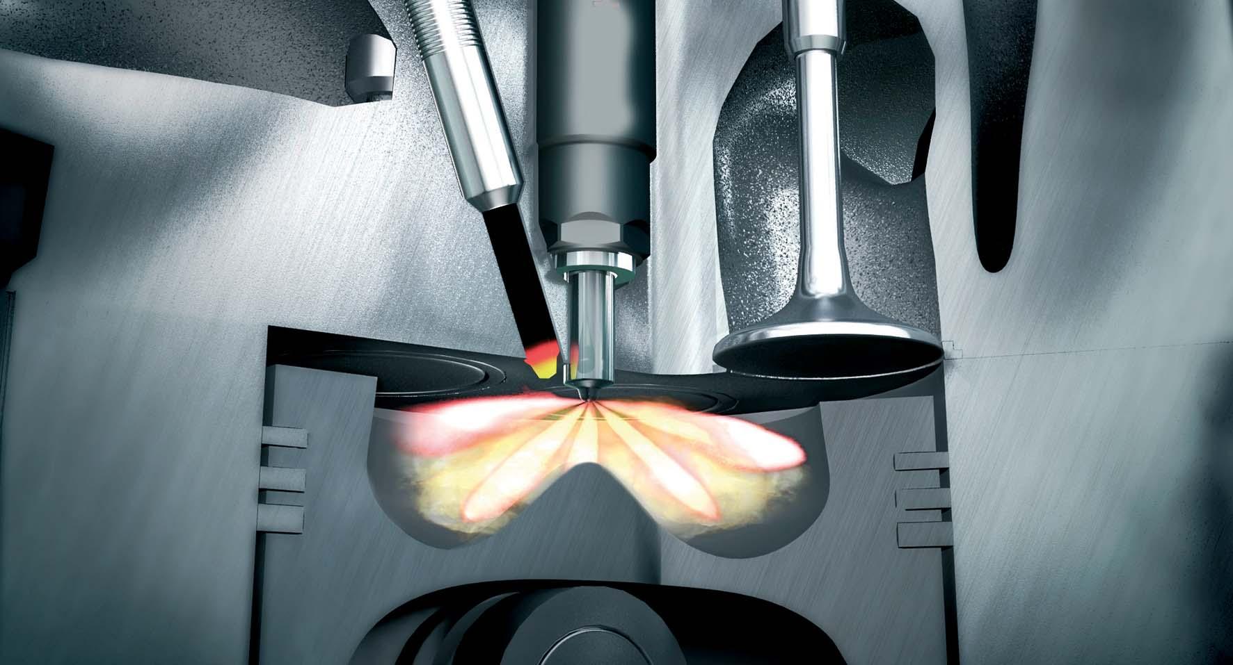 Bosch 2005 iniezione diretta diesel cilindro