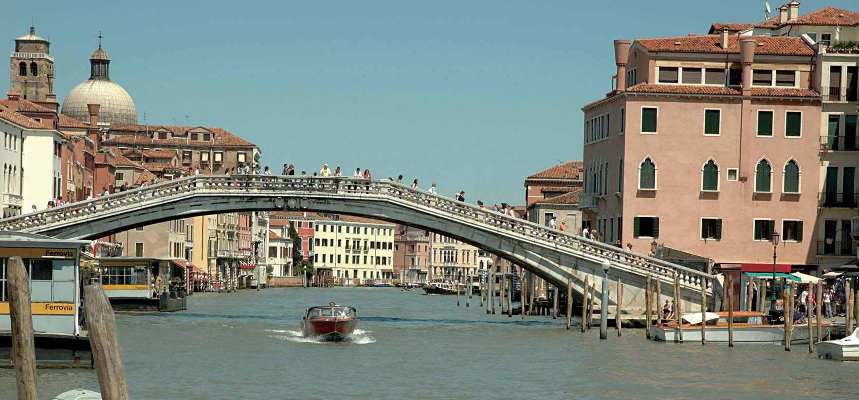 Venezia ponte degli scalzi